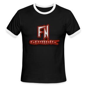Fatal Nation Tee - Men's Ringer T-Shirt