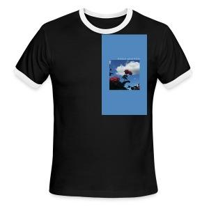 loveless generation - Men's Ringer T-Shirt
