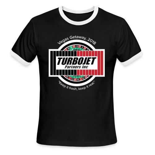 TJ Vegas T-shirt - Men's Ringer T-Shirt