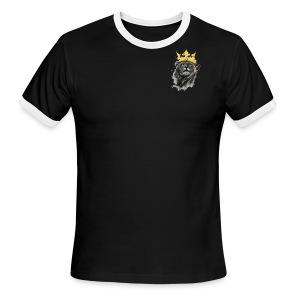 little King - Men's Ringer T-Shirt