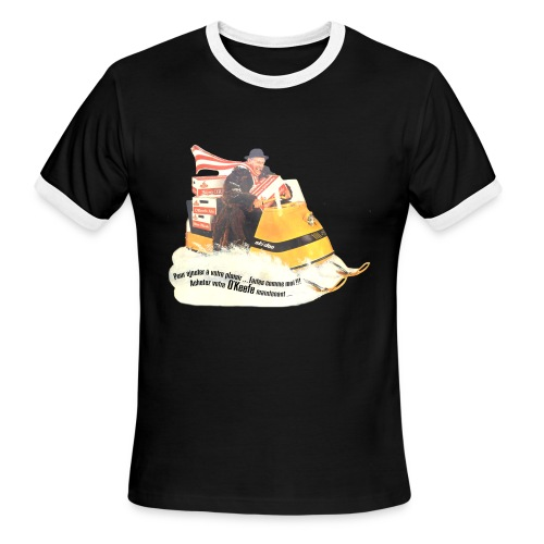 Okeefe-skidoo - Men's Ringer T-Shirt