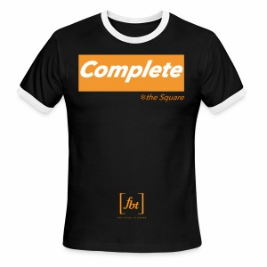 Complete the Square [fbt] - Men's Ringer T-Shirt