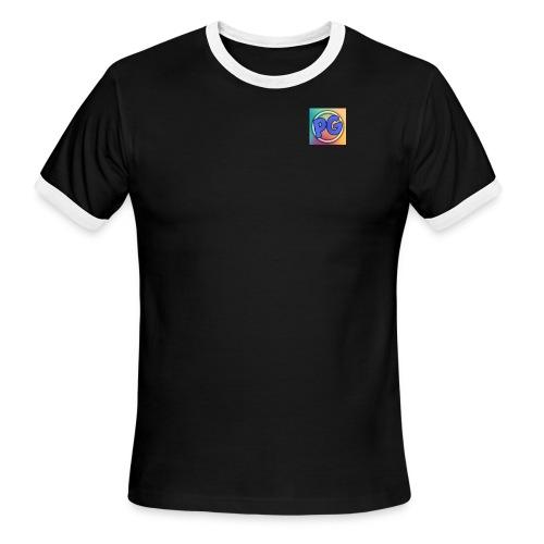Preston Gamez - Men's Ringer T-Shirt