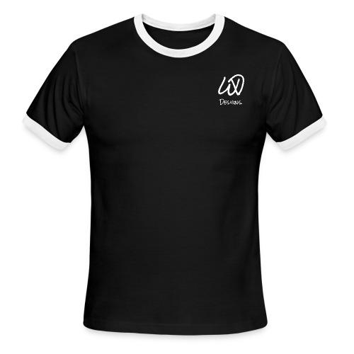 Classic Wild Degree Tee - Men's Ringer T-Shirt