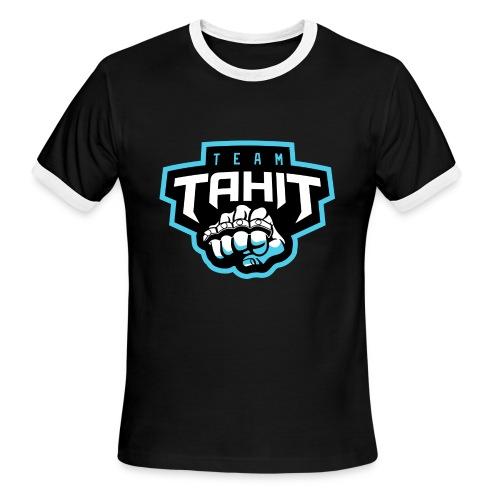Team Tahit1 - Men's Ringer T-Shirt