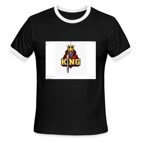 F783D590 30C2 48B1 AD0A 3D22FCD4569D - Men's Ringer T-Shirt