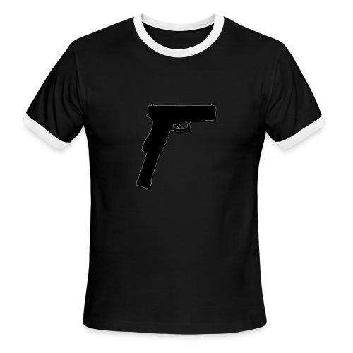 Mopstickin' - Men's Ringer T-Shirt