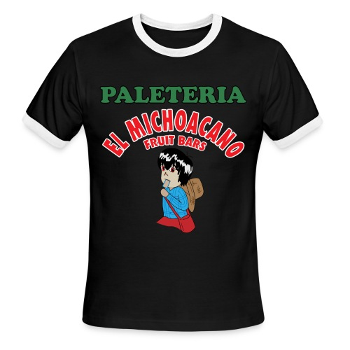 PALETERIA - Men's Ringer T-Shirt