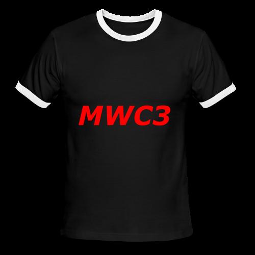 MWC3 T-SHIRT - Men's Ringer T-Shirt