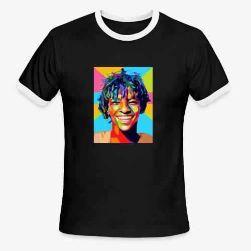 Eritrea art - Men's Ringer T-Shirt