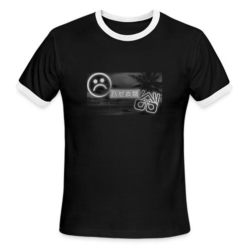 SADBOY HAZE 2k16 - Men's Ringer T-Shirt