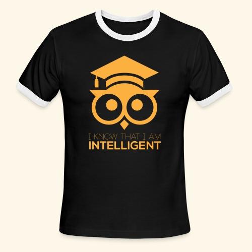 Intelligent Design Shirt - Men's Ringer T-Shirt