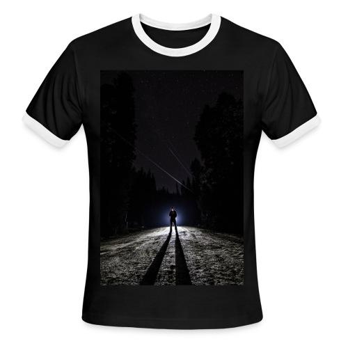 Printing t-shirt - Men's Ringer T-Shirt
