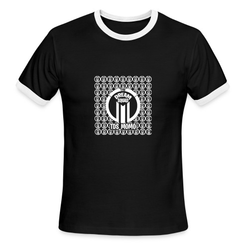 MOMO Official Merch - Men's Ringer T-Shirt
