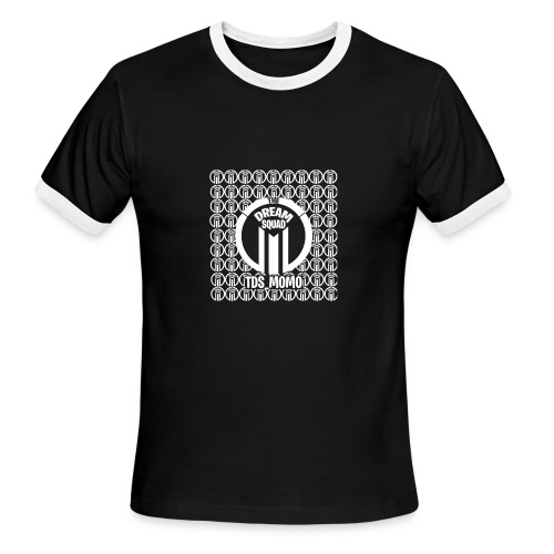 MOMO Official Merch - Men's Ringer T-Shirt