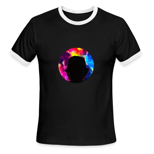 Aidan.J.Keller Logo T-Shirt - Men's Ringer T-Shirt