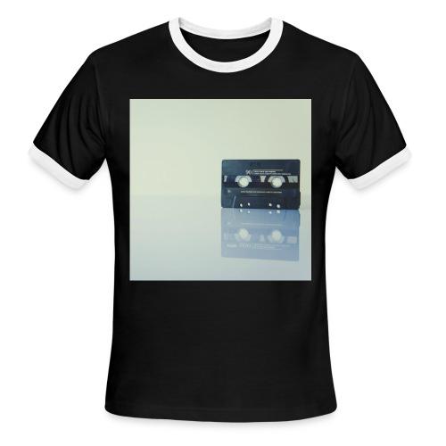 cassette - Men's Ringer T-Shirt