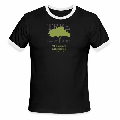 Tree Reading Swag - Men's Ringer T-Shirt