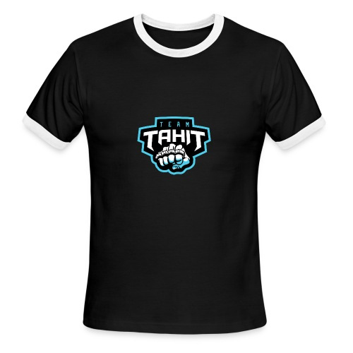 Team Tahit1 - Men's Ringer T-Shirt