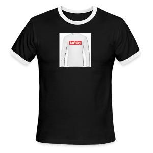 Bad Guy T-Shirt - Men's Ringer T-Shirt