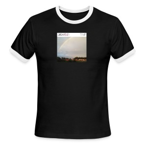 Catch Fever Maybe Single Cover - Men's Ringer T-Shirt