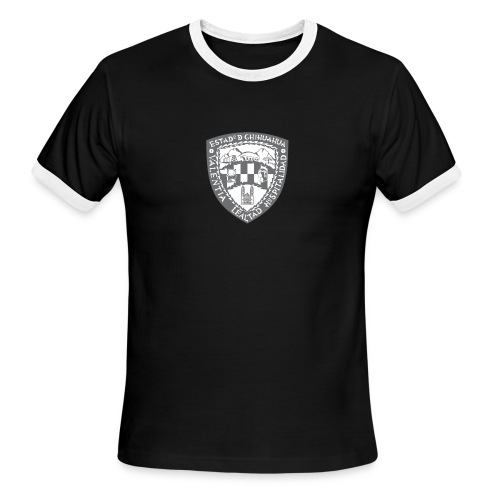 chihuahua - Men's Ringer T-Shirt