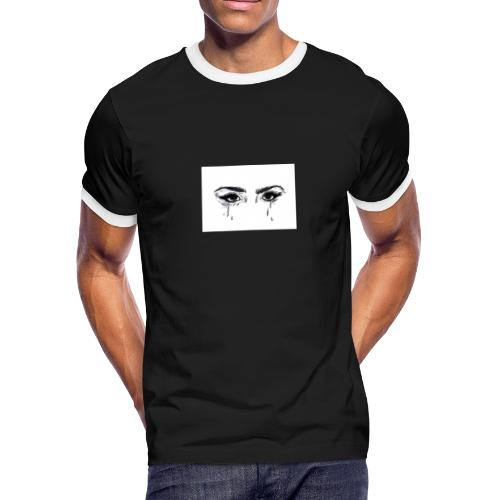 beautiful eyes - Men's Ringer T-Shirt