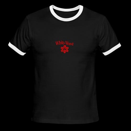 transparent logo - Men's Ringer T-Shirt