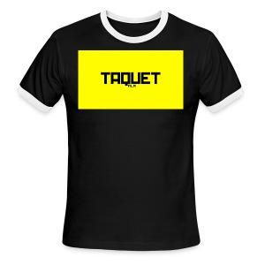 Yellow Thunder - Men's Ringer T-Shirt