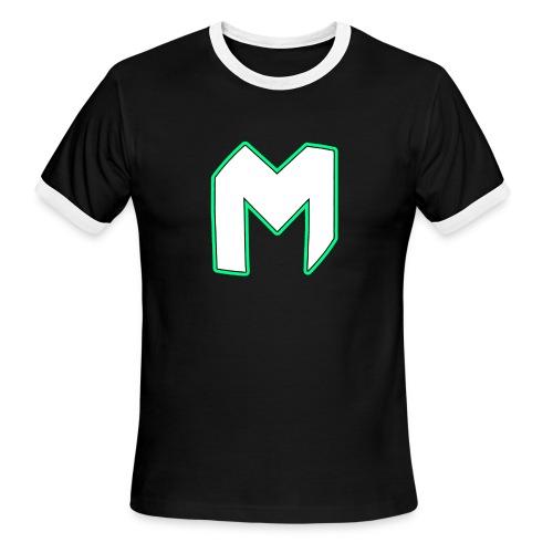 Player T-Shirt | Lean - Men's Ringer T-Shirt