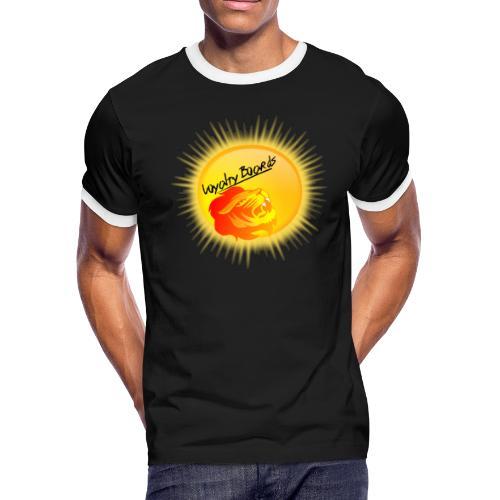 LoyaltyBoardsNewLogo 10000 - Men's Ringer T-Shirt
