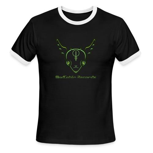 ModGoblin mouse pad - Men's Ringer T-Shirt