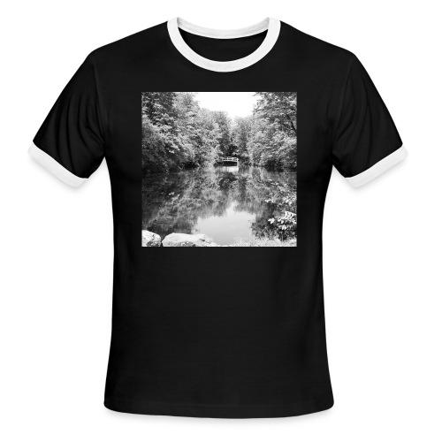 Lone - Men's Ringer T-Shirt