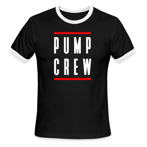 Pump Crew - Men's Ringer T-Shirt