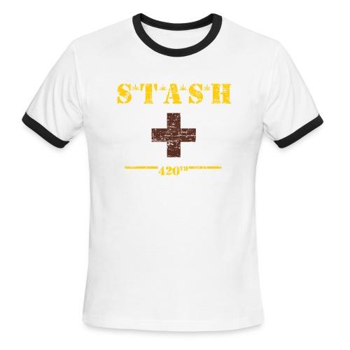 STASH-Final - Men's Ringer T-Shirt