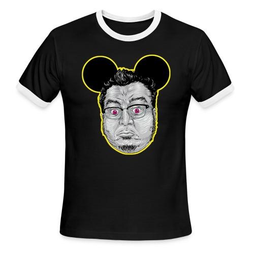 River Ears - Men's Ringer T-Shirt