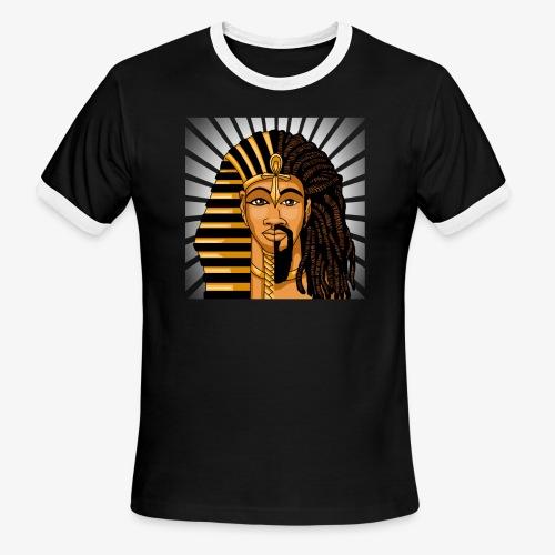African King DNA - Men's Ringer T-Shirt