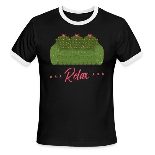 Relax! - Men's Ringer T-Shirt