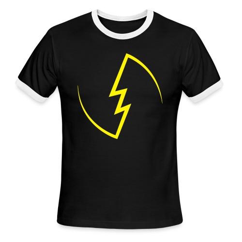 Electric Spark - Men's Ringer T-Shirt