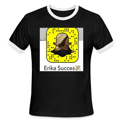 Erika Succes - Men's Ringer T-Shirt