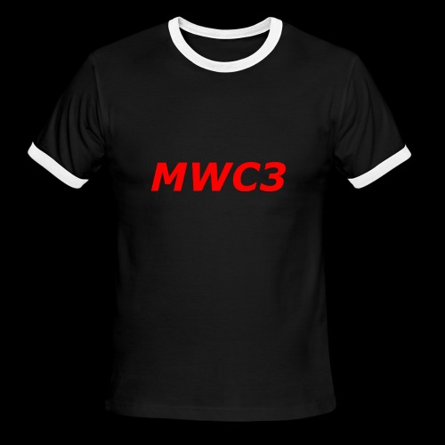 MWC3 T-SHIRT - Men's Ringer T-Shirt