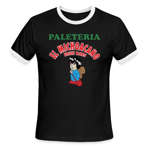 PALETERIA - Men's Ringer T-Shirt