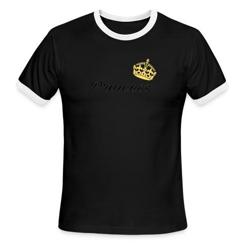 Princess - Men's Ringer T-Shirt