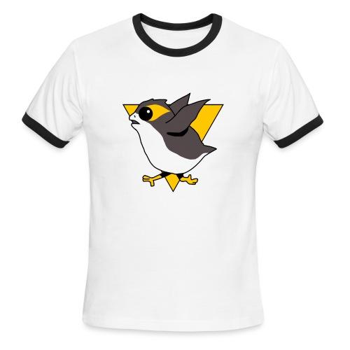 Pittsburgh Porguins - Men's Ringer T-Shirt