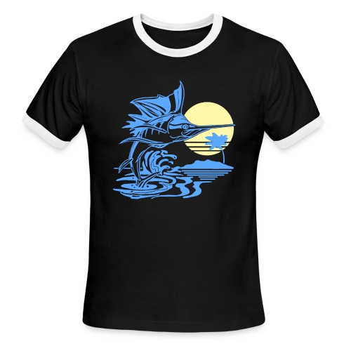 Sailfish - Men's Ringer T-Shirt