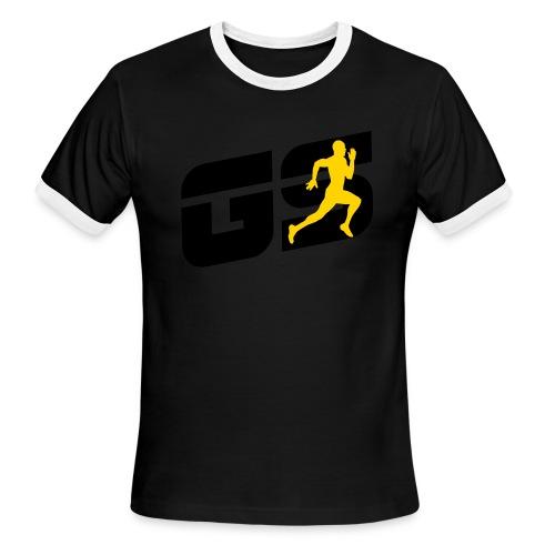 sleeve gs - Men's Ringer T-Shirt