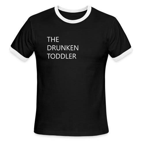 Drunken Toddler - Men's Ringer T-Shirt