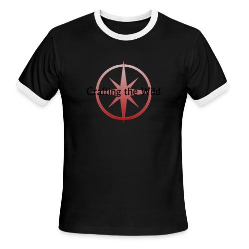 Crafting The Wild - Men's Ringer T-Shirt