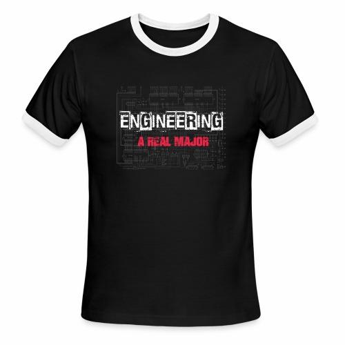 Electrical Engineering T Shirt - Men's Ringer T-Shirt