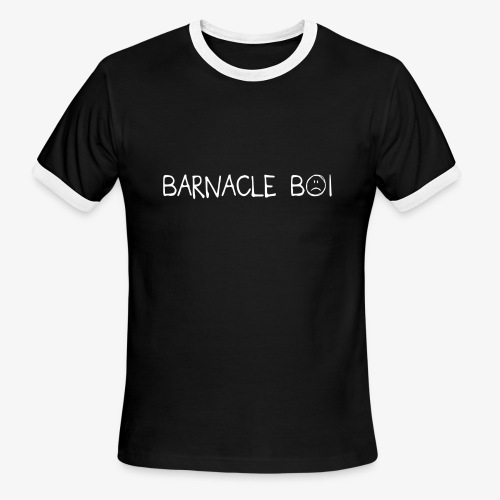barnacle boi - Men's Ringer T-Shirt